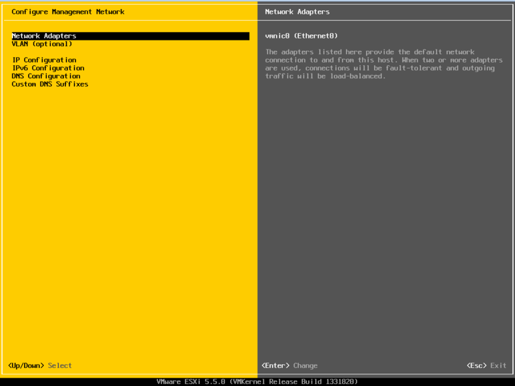 VMware ESXI 5.5 安装和配置过程 - 麦子 - 萨米的博客